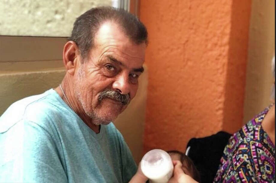 Vicente Ramos-Espinoza, 65, was struck by a vehicle while riding his bicycle in Laredo on Aug. 31 in  the 3100 block of Santa Maria Avenue. He died the next day. Photo: Courtesy