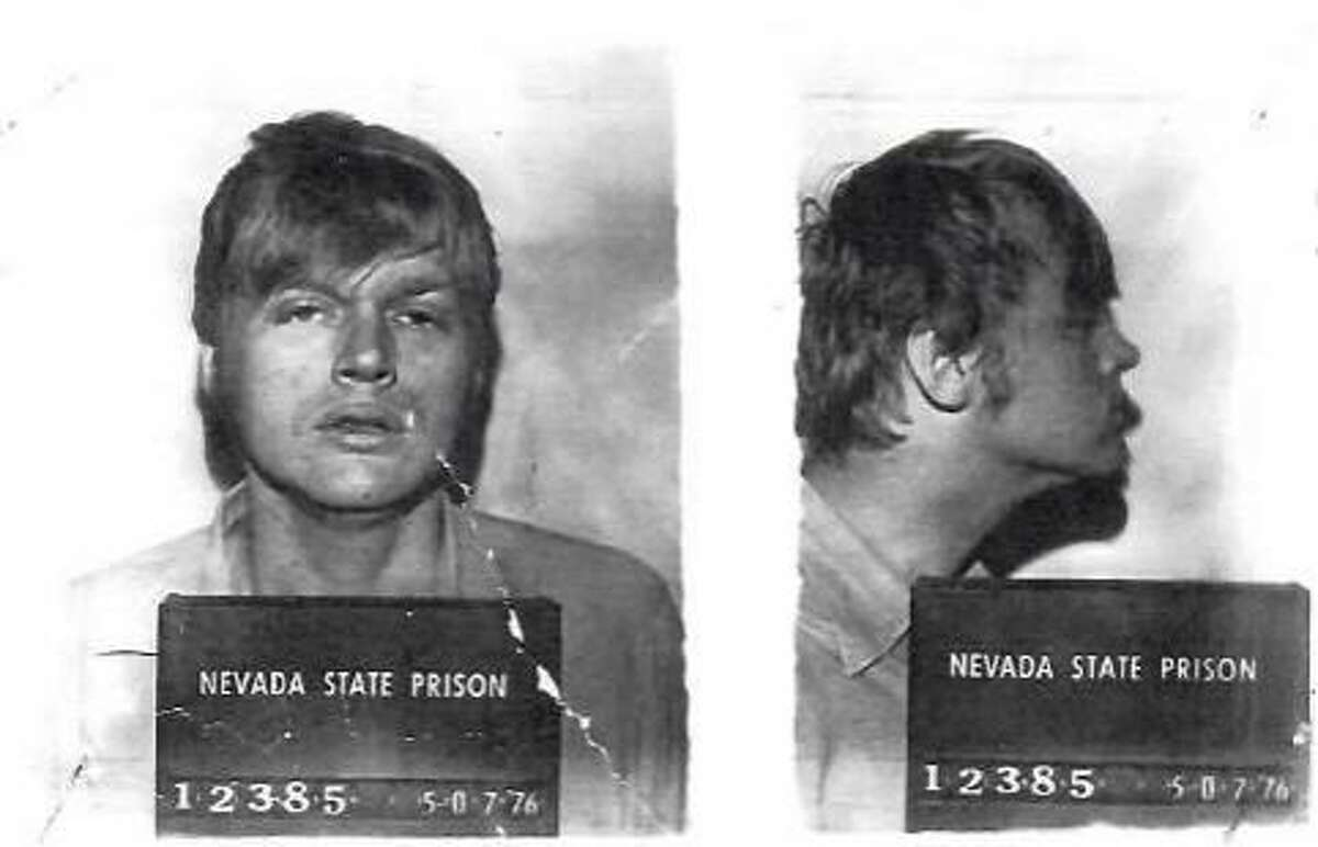 Rodney Halbower, seen in this 1976 booking shot, has been linked to a string of killings in the Bay Area in that year. Halbower, 66, is currently an inmate at the Oregon State Penitentiary.