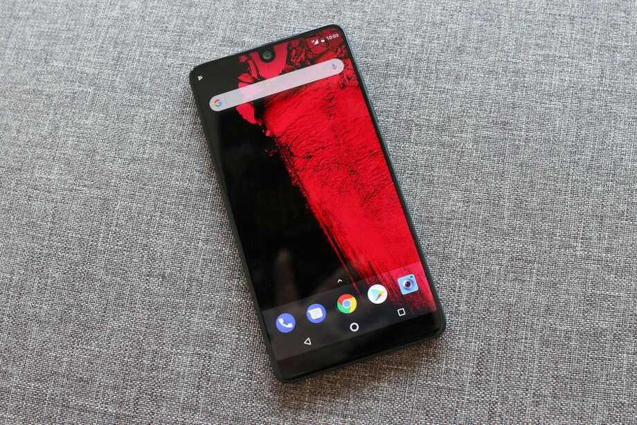 The Essential Phone PH-1 was released in 2017. Photo: Sean Hollister/CNET