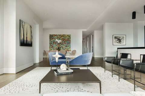 P The Moderne Rice Village Hosts Only Six Residences