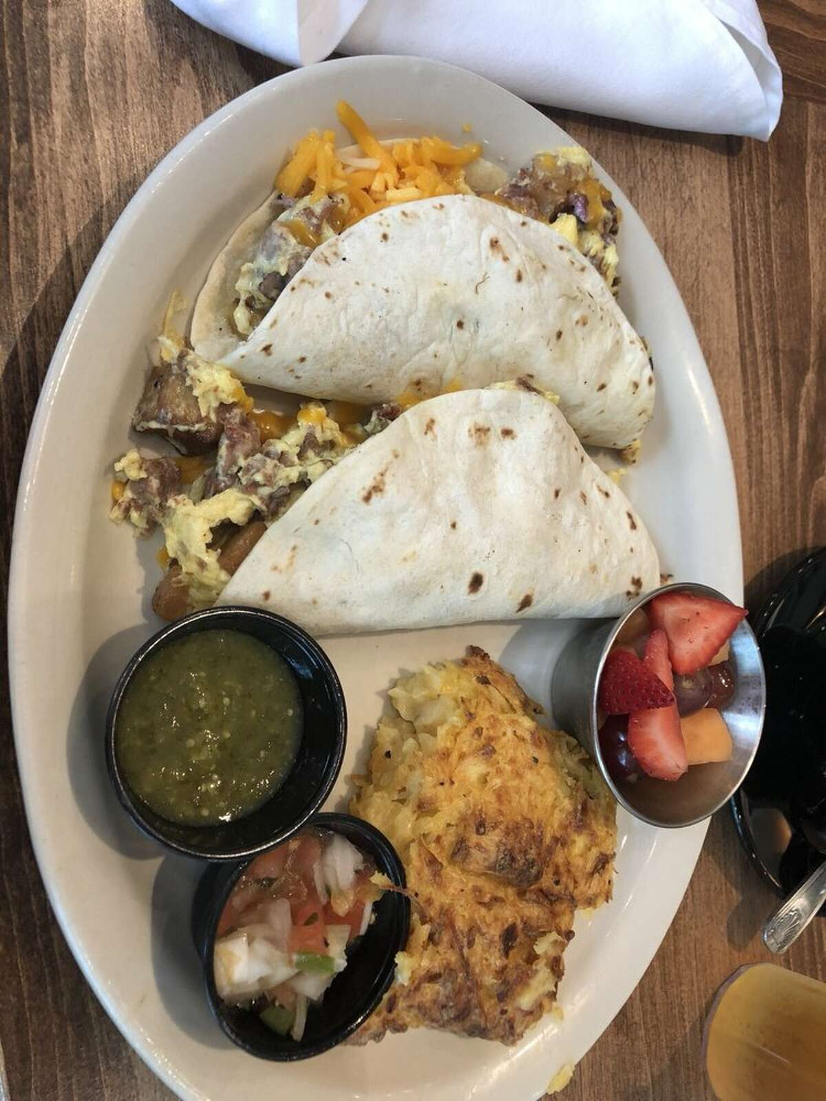 10. The Toasted Yolk Cafe Opened 4 weeks ago 2110 Town Sq Dr Sugar Land, TX Photo:Courtney D./Yelp