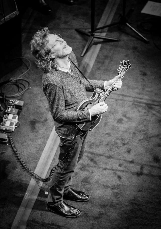 Sam Bush will perform at Ives Concert Park on Sept. 21. Photo: Paradigm Talent Agency / Contributed Photo