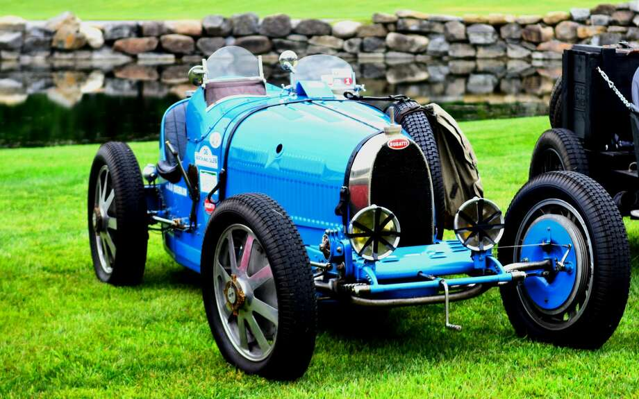 Horses And Horsepower Breakfast With Bugattis Times Union