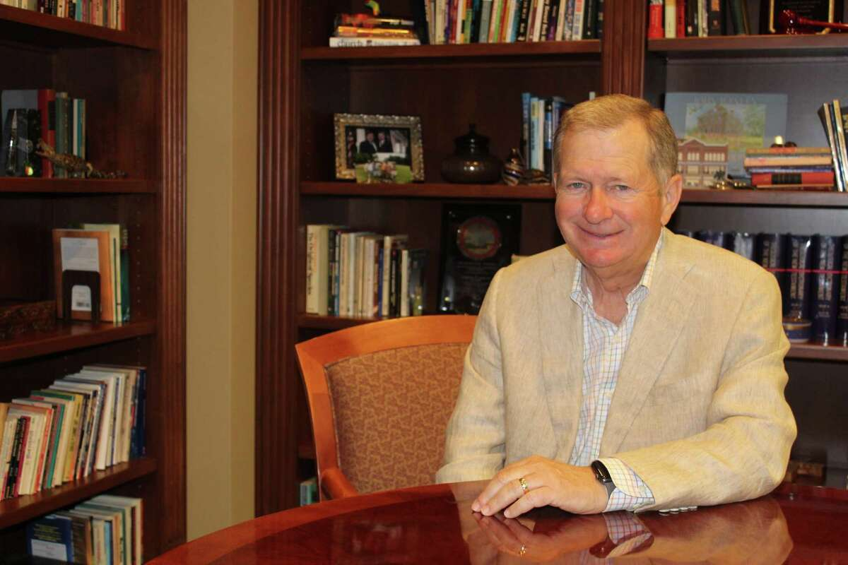 The Rev. Ed Robb is the senior pastor of The Woodlands United Methodist Church.