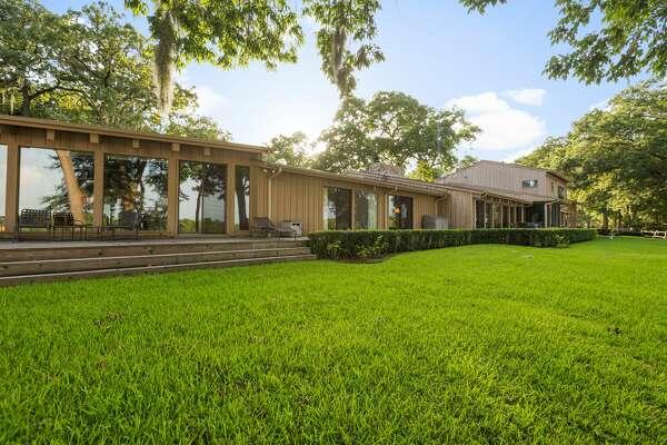 Gargantuan $51 million Texas ranch north of Houston for sale