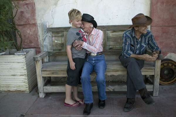Decades after the mines played out, old Terlingua ghost town
