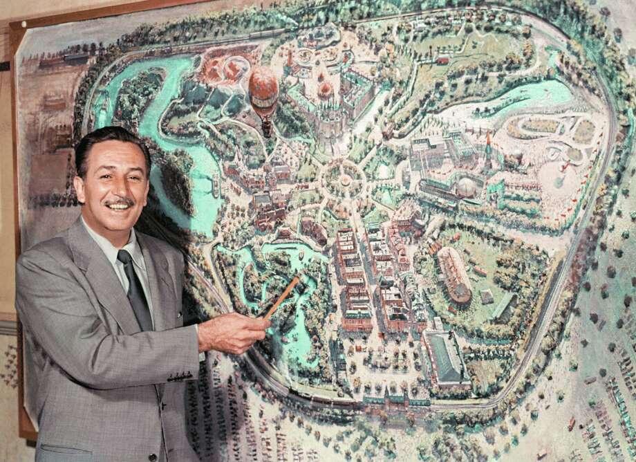 Walt Disney described his park on television in 1954. Photo: Copyright © 2018 Disney Enterprises, Inc.