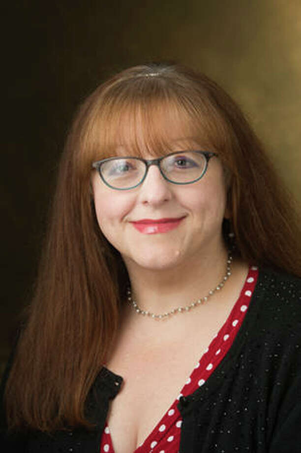 Tammy Merrett, faculty adviser to SIUE's student newspaper The Alestle. Photo: For The Telegraph