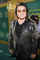 "Author Kevin Kwan arrives at Warner Bros. Pictures' ""Crazy Rich Asians"" Premiere."