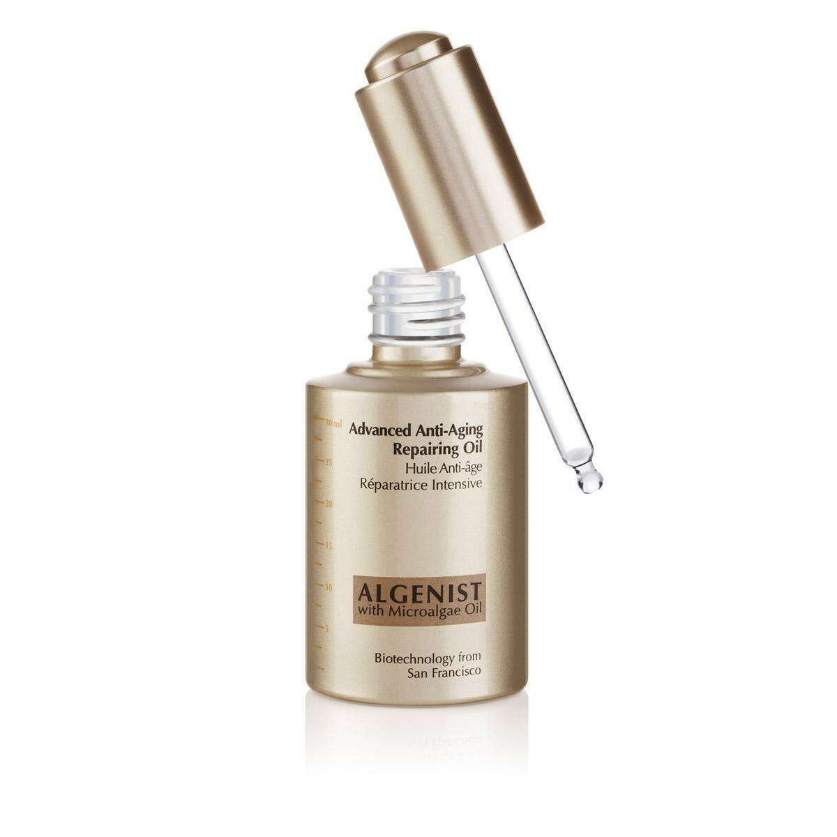 AmorePacific Botanical Radiance Oil is made with antioxidant green tea extracts and rapeseed flower oil to improve skin tone and promote anti-aging; $105 at Sephora stores.