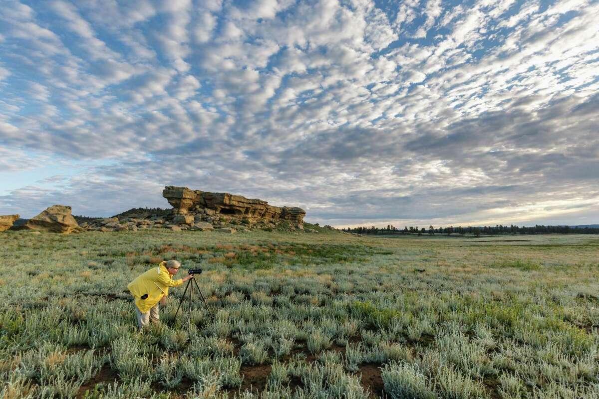 Vermejo Park Ranch is a photographer's paradise.