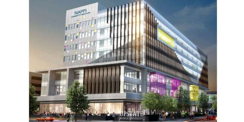An investigation by the state inspector general and Onondaga County district attorney is examining the bidding procedures for a proposed eight-story health and wellness center, the Nappi Longevity Institute, that is scheduled to be built at Upstate Medical University in Syracuse. The project is scheduled to break ground this fall.