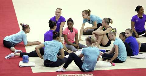 USA Gymnastics trainer makes bail in sex abuse case - Houston Chronicle