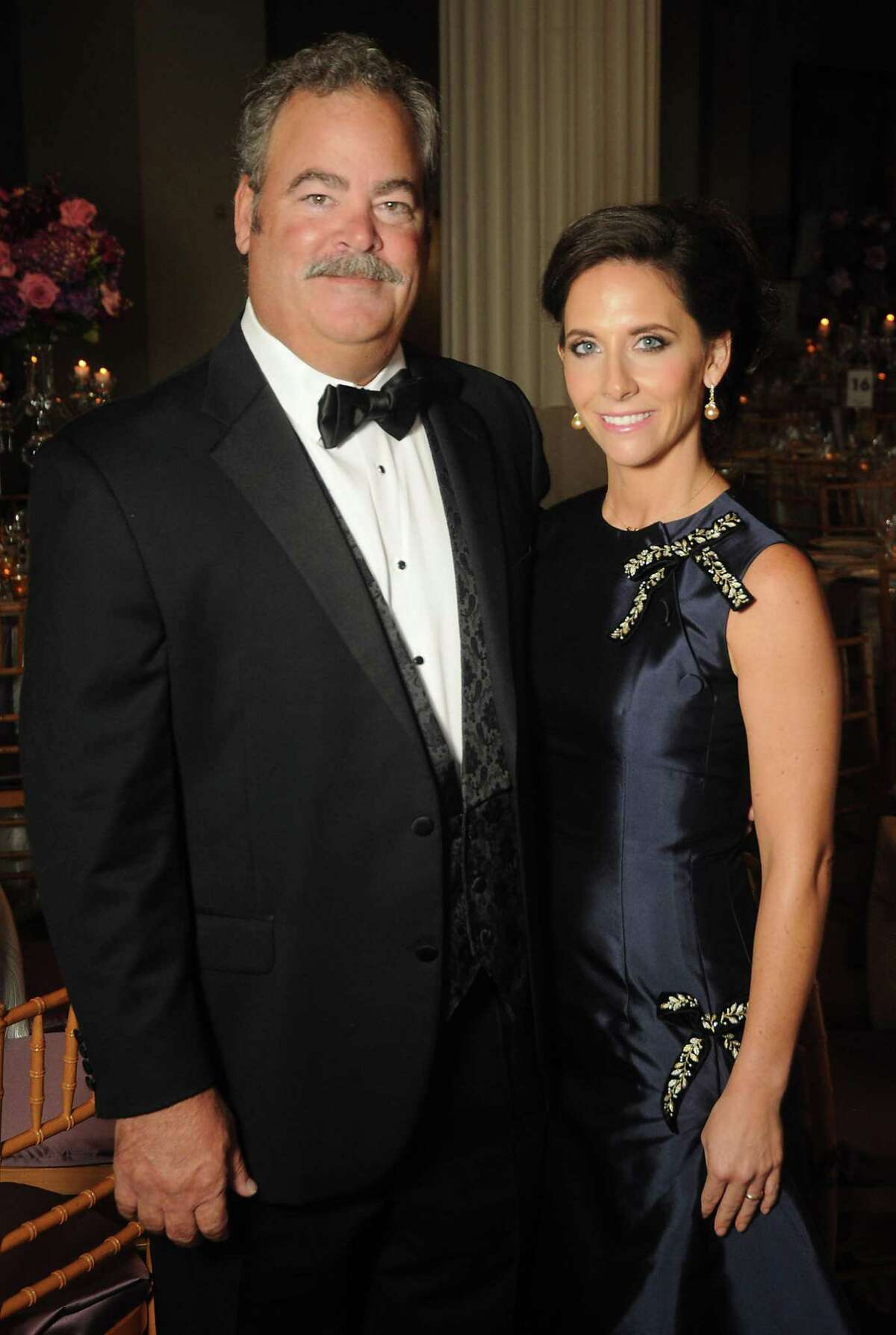 Chairs Hannah and Cal McNair to co-chair March of Dimes' 80th birthday celebration at Steak 48.
