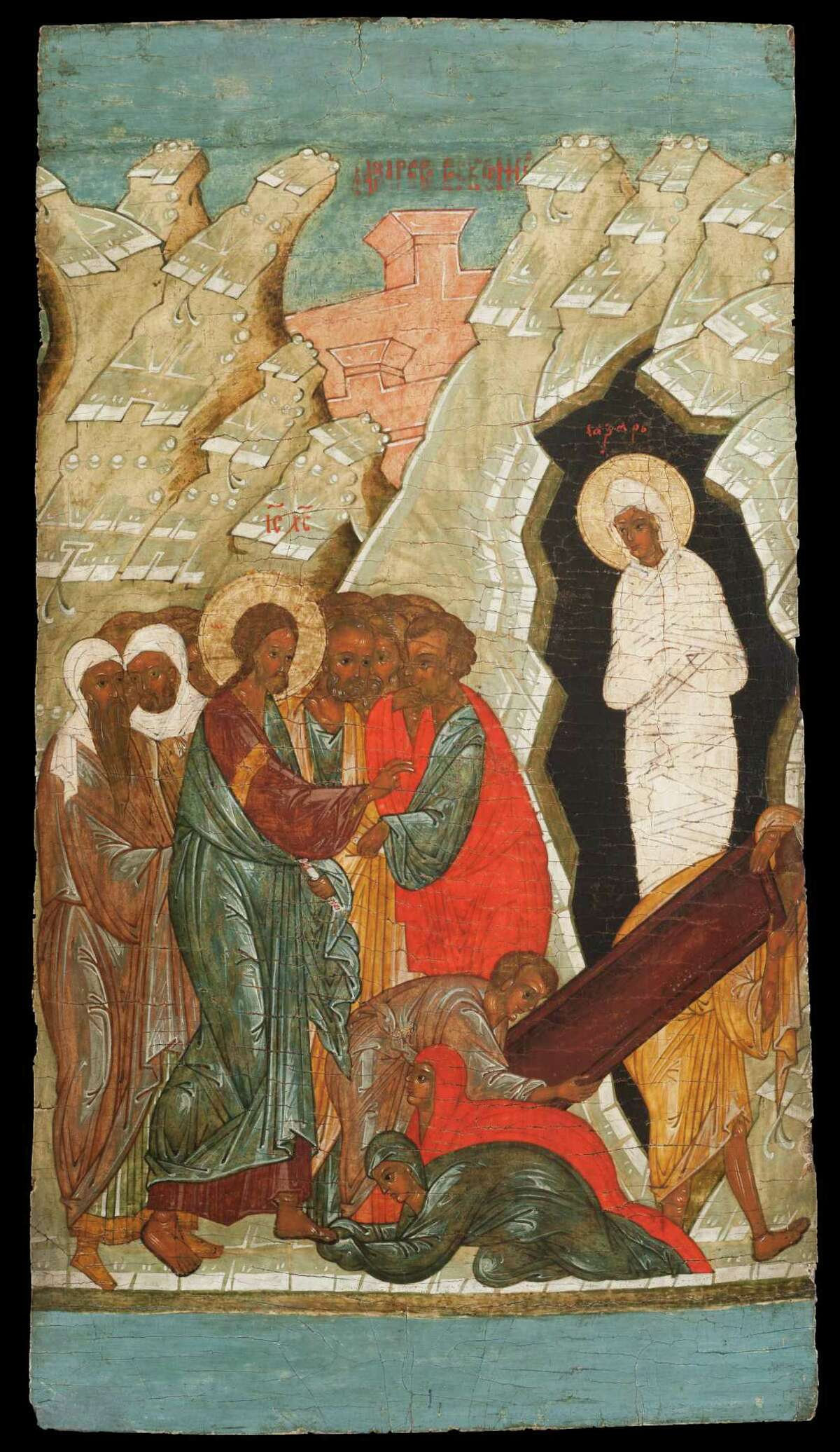 One redesigned gallery will showcase Byzantine and Post-Byzantine treasures such as