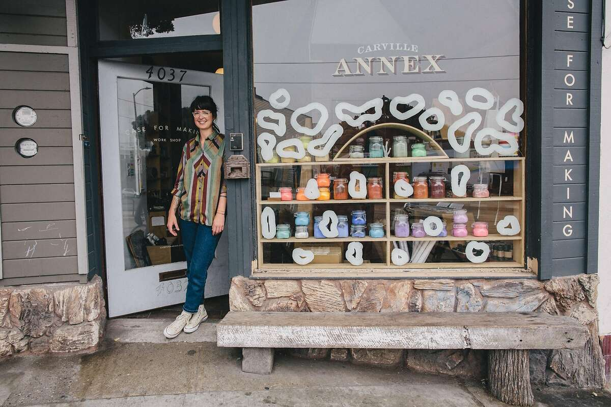 Case for Making is an art store and workshop space that opened in the Outer Sunset in 2014.