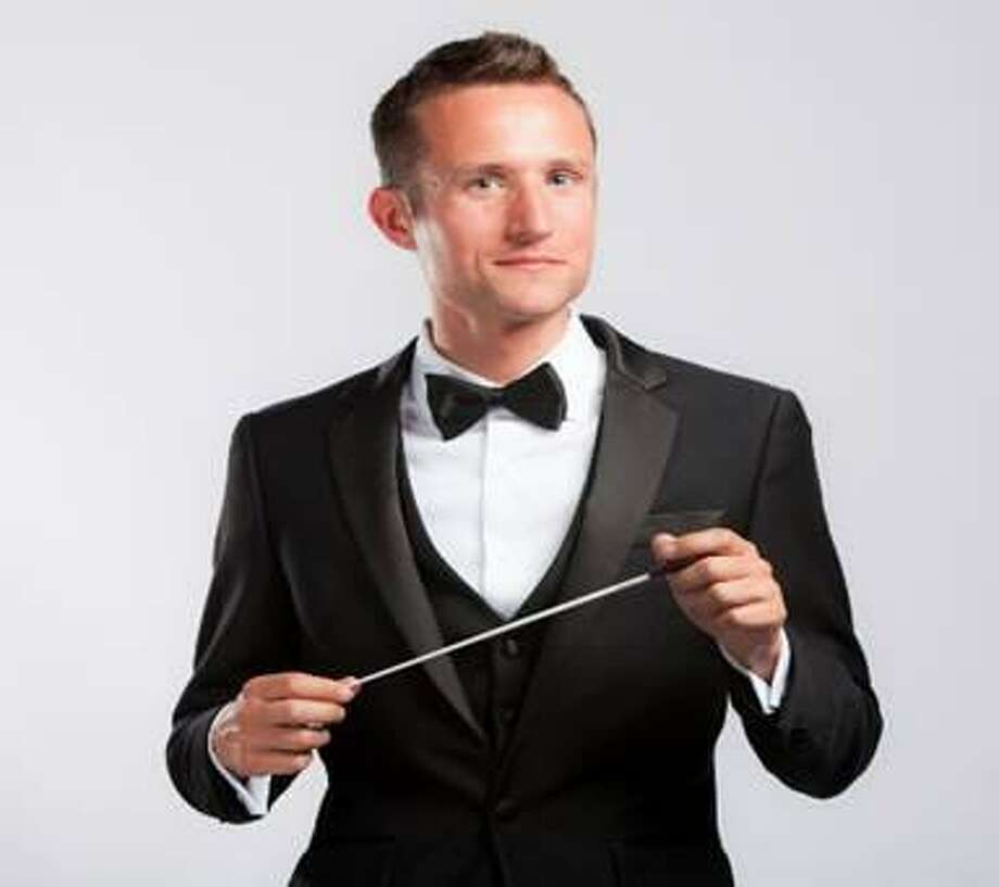 Jonathan Brennand begins his sixth season as the FVSO's music director. Photo: Contributed Photo