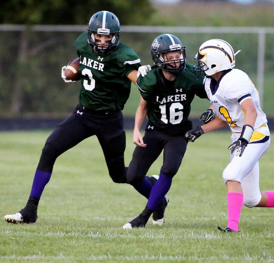 EPBP 26, Bad Axe 18 Photo: Paul P. Adams/Huron Daily Tribune