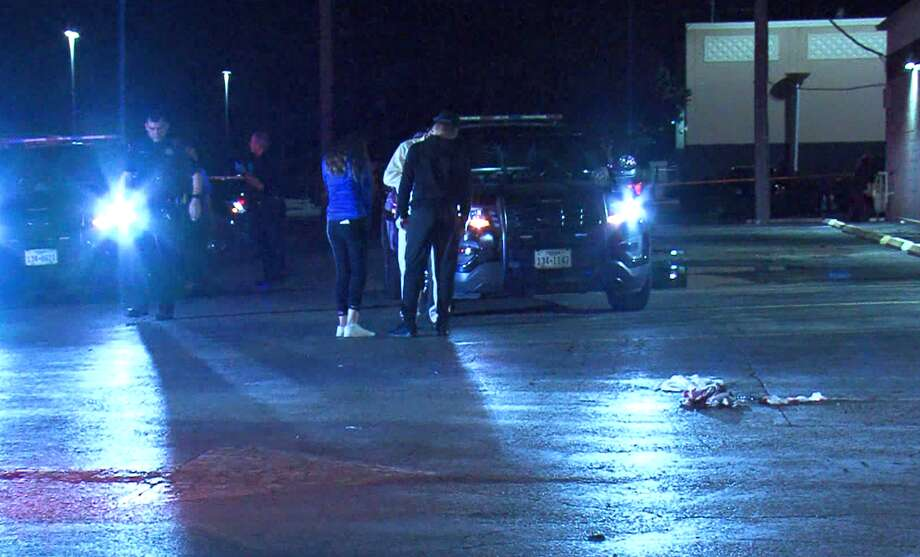Officials said both men pulled knives and stabbed each other. Photo: J.J. Trevino / 21 Pro Video