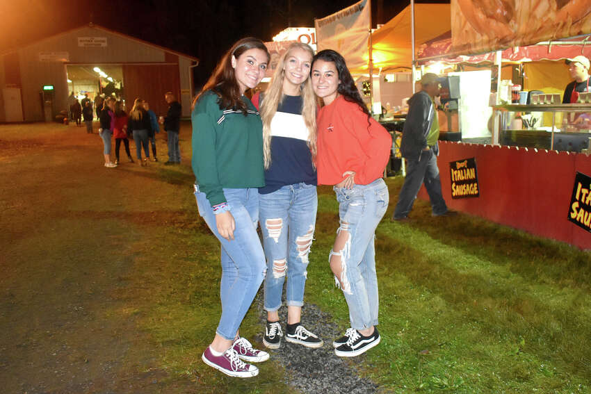 The Bethlehem Fair, on Friday, September 7, 2018, featured a car show, a draft mini horse and pony pull, a high school timber team competition, a tomato-tasting contest, and alt-country band The Rakes. Were you SEEN?