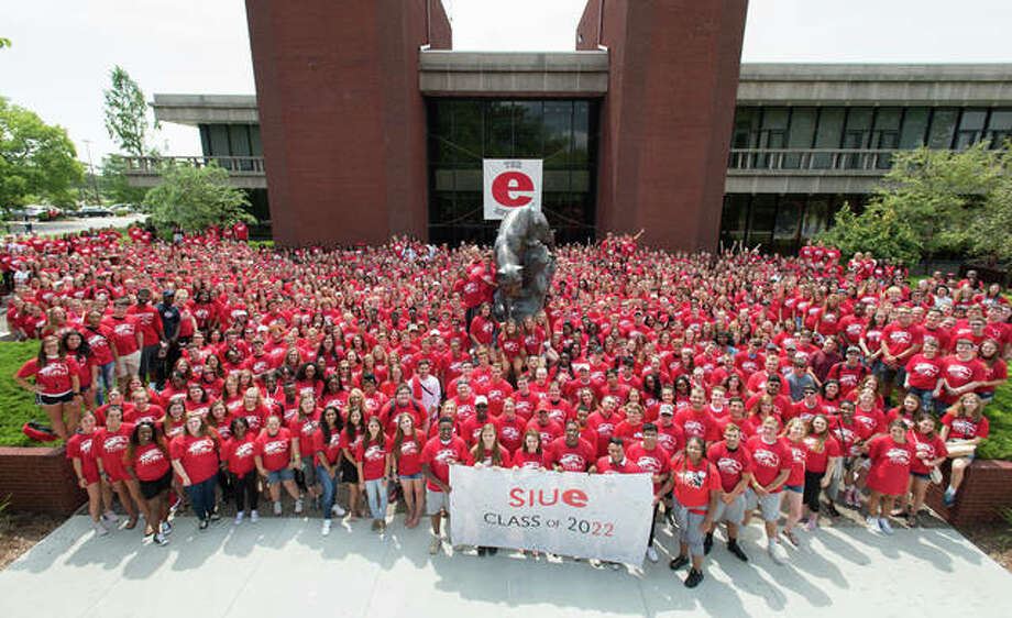 SIUE Freshman Class of 2022. Photo: For The Telegraph