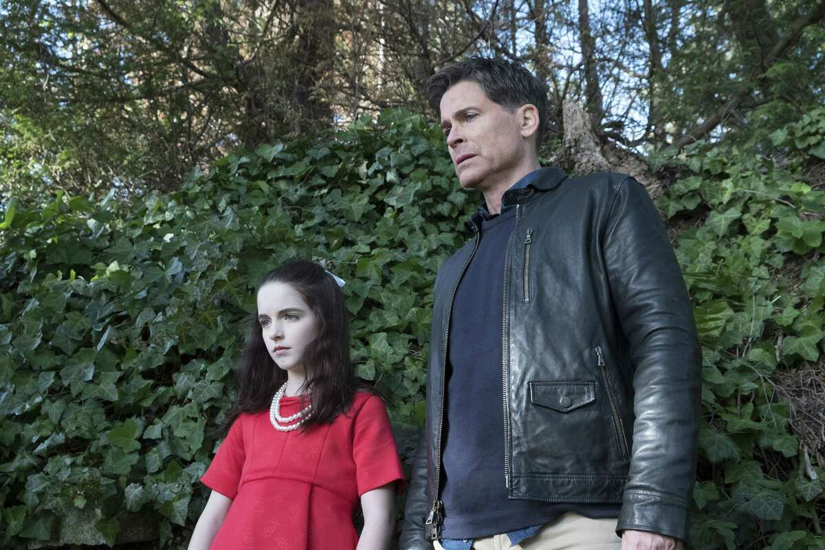 Mckenna Grace and Rob Lowe star in The Bad Seed, premiering Sunday, September 9th at 8pm ET/PT on Lifetime.