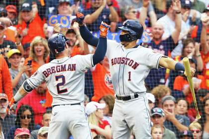 Astros World Series >> Smith It S Simple For Astros Beat Red Sox Win World