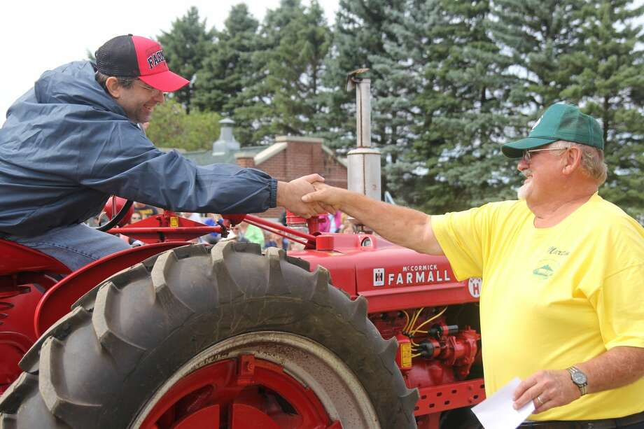 Scenes from the Octagon Barn's Fall Family Days. Photo: Mike Gallagher/Huron Daily Tribune