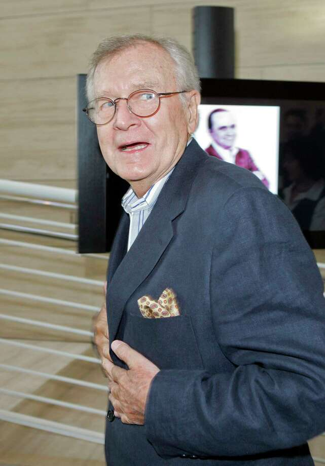 "FILE - In a Sept. 5, 2007 file photo, Bill Daily arrives for TV Land's 35th anniversary tribute to ""The Bob Newhart Show,"" Wednesday, in Beverly Hills, Calif. Bill Daily, the comic sidekick to leading men on the sitcoms ""I Dream of Jeannie"" and ""The Bob Newhart Show,"" has died. Family spokesman Steve Moyer said Saturday, Sept. 8, 2018 that Daily died Tuesday of natural causes in Albuquerque, New Mexico. He was 91. (AP Photo/Mark J. Terrill, File) Photo: Mark J. Terrill / AP2007"