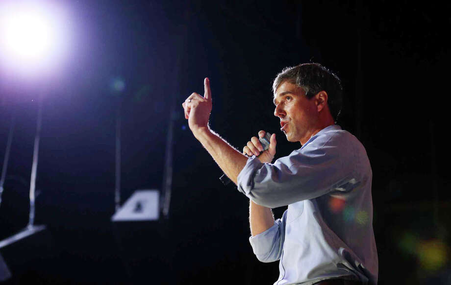 A day before Democrat Beto O'Rourke makes his first trip to Iowa, an El Paso television station says it has confirmation from O'Rourke that he is indeed going to run for president in 2020.  Photo: Godofredo A. Vasquez,  Houston Chronicle / Staff Photographer / 2018 Houston Chronicle