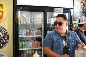 Cultura Beer Garden's new location at 916 Salinas is shown.
