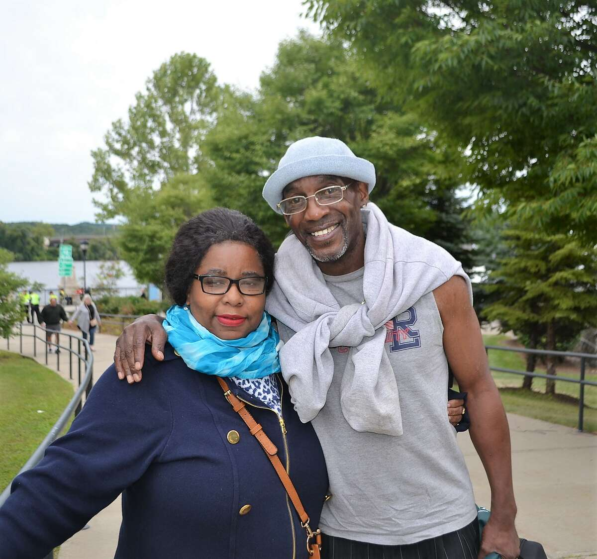Were you Seen at the Albany Riverfront Jazz Festival at Jennings Landing on Sept. 8, 2018?