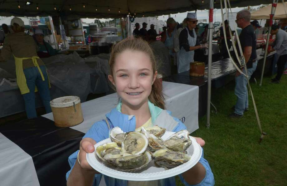 Shell yeah! The 42nd Annual Norwalk Oyster Festival is set to take place all weekend long. Find out more. Photo: Erik Trautmann / Hearst Connecticut Media / Connecticut Post
