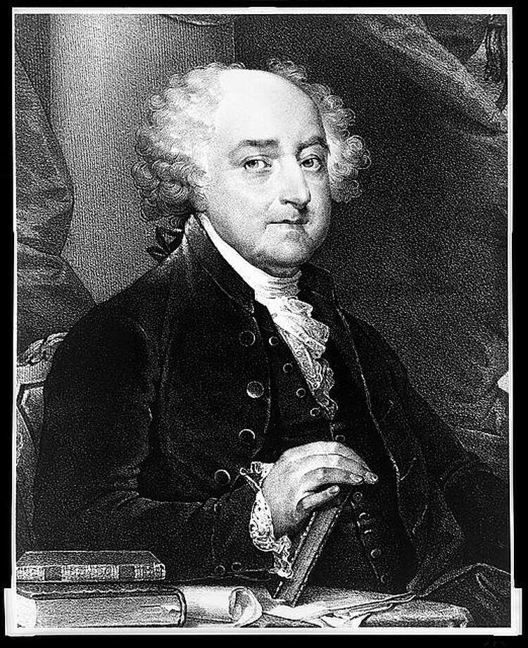 John Adams, the second president of the United States. Photo: Library Of Congress / Library of Congress