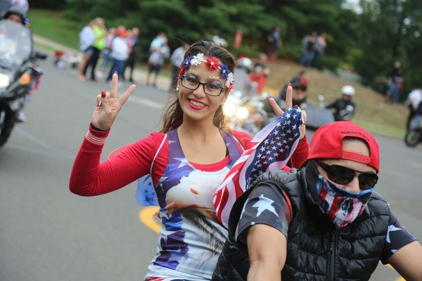 The 18th Annual CT United Ride - the state's largest 9/11 tribute was held on September 9, 2018. The ride started in Norwalk and ended at Seaside Park in Bridgeport. More than 2,000 motorcycle riders participate each year. Were you SEEN?