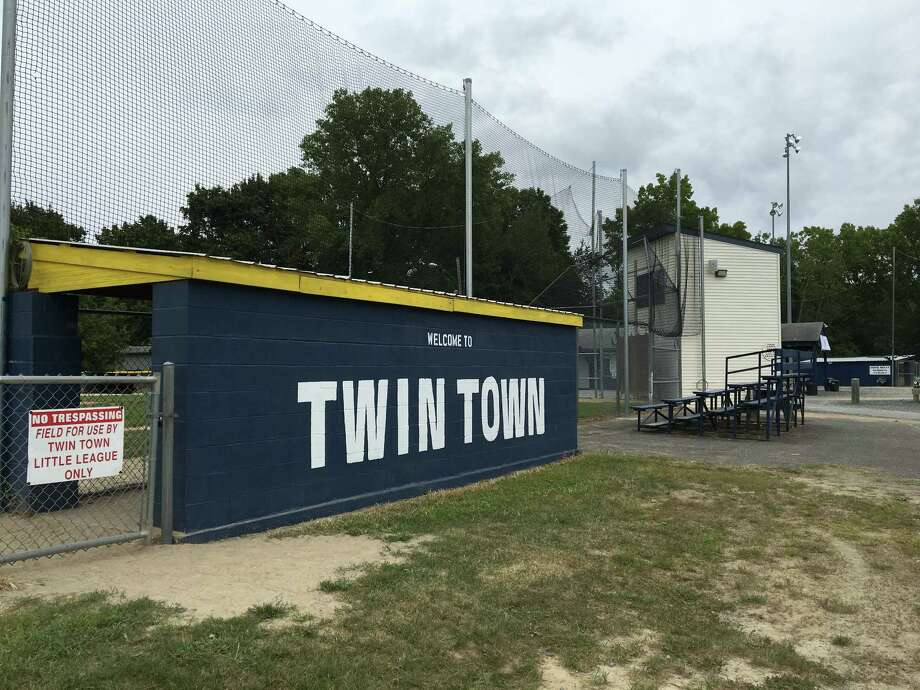 A Twin Town Little League field as seen in Sept. 9, 2018. Someone put asbestos warning signs around property that is next to the little league fields on Williams Road sometime before June 24, 2019. But the town said they are fakes. Photo: By Mallory Moench/Times Union