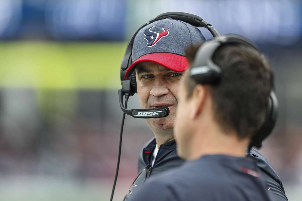 Texans coach Bill O'Brien's game management in the season opener has drawn lots of scrutiny this week.