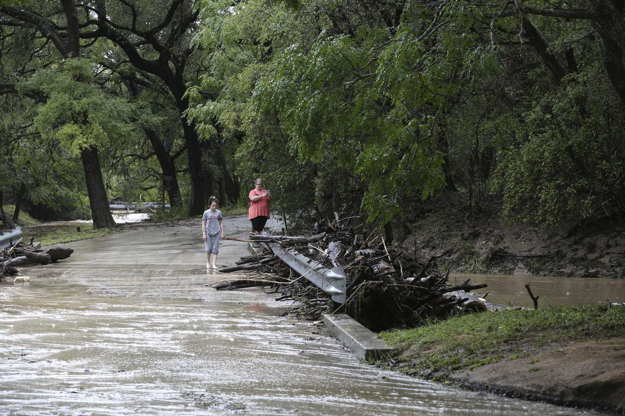 Heavy Rain Caused More Than 70 Road Closures As Flash