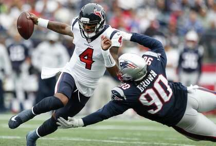 New England Patriots Vs Houston Texans