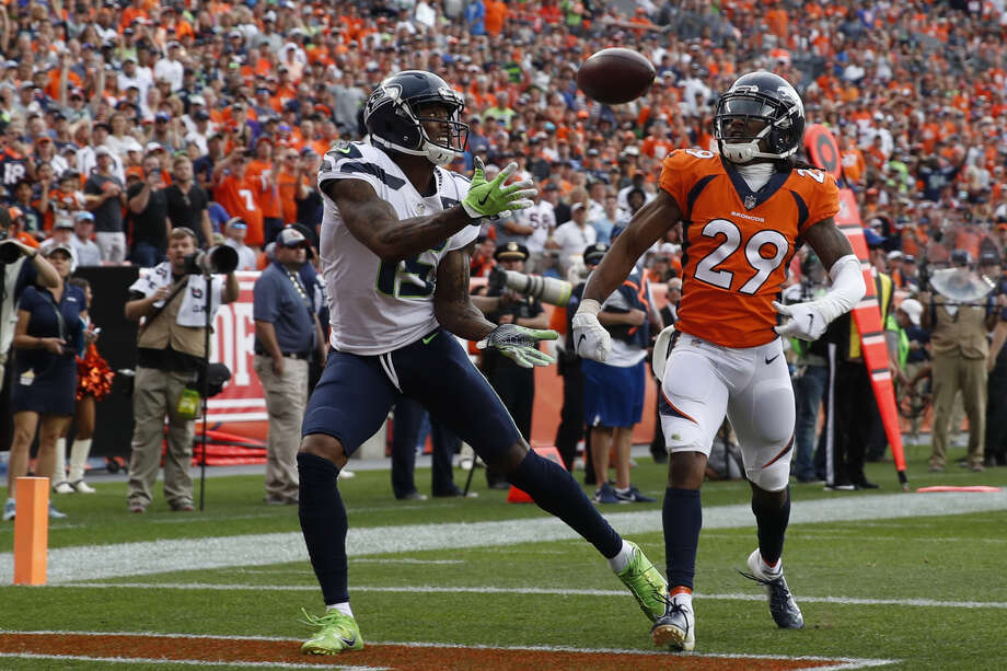 Veteran wide receiver Brandon Marshall played just two snaps against the Lions. What's his role in the offense right now? 