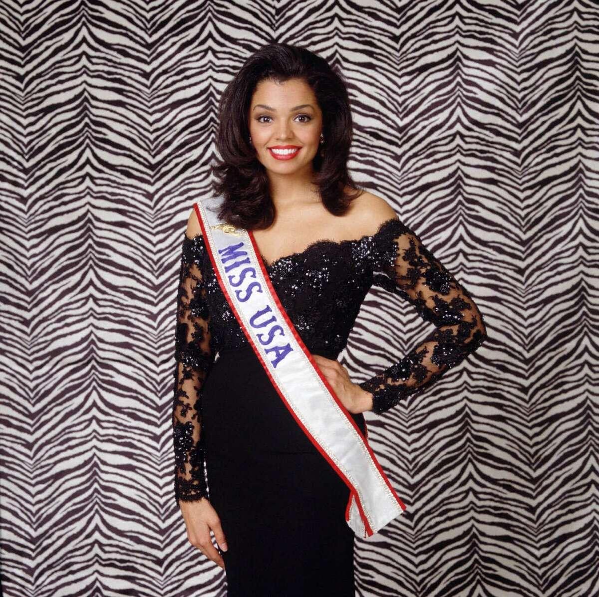 Chelsi Smith, Miss USA 1995.
