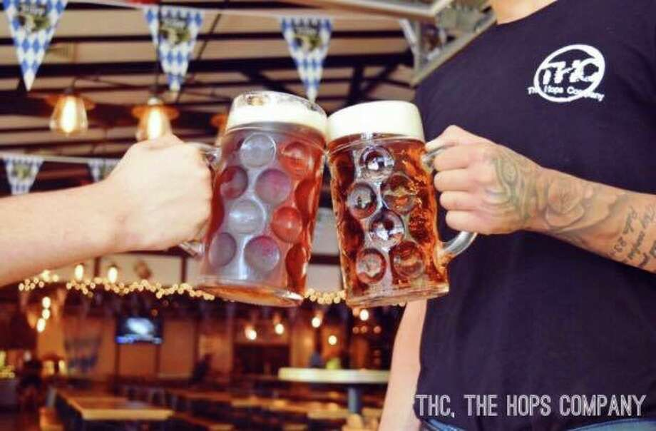 "The Hops Company (""THC"") in Derby hosts its 4th annual Oktoberfest on Sunday. Find out more."