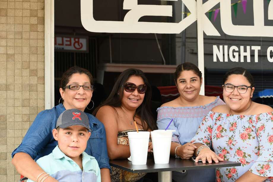 Laredo citizens and tourists enjoy the annual Jamboozie with food, drinks, a variety of music performances and a parade in Downtown Laredo, Saturday, September 8, 2018. Photo: Christian Ocampo