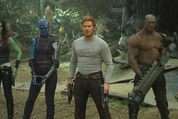 GOTG Vol. 2 is set just three months after the original film, with Groot still a baby (at least until the final postcredits scene of the sequel). Despite this chronology, Vol. 2 is technically a part of Phase 3 as it was released after Avengers: Age of Ultron.In one of the postcredits scenes, the Grandmaster (Jeff Goldblum) is seen dancing -- we'll see him again in Thor: Ragnarok.Streaming:NetflixRent/Buy:Amazon;Amazon (with bonus features);Google Play;iTunes;Vudu;YouTube