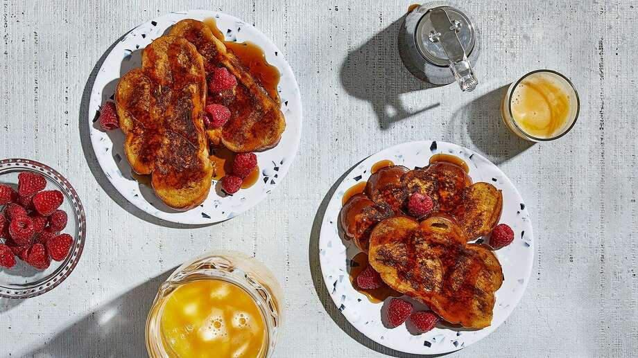Cinnamon Challah French Toast Photo: Tom McCorkle, For The Washington Post / Food Styling For The Washington Post By Lisa Cherkasky / Tom McCorkle Images LLC
