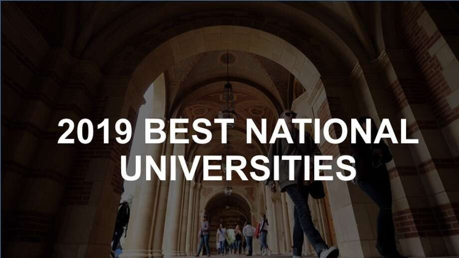 2019 best national universities according to US News Photo: Kevork Djansezian Via Getty Images