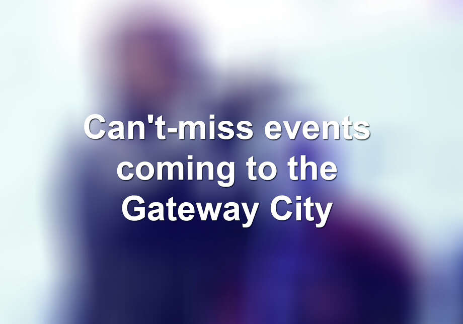 Keep scrolling to see artists and events you won't want to miss coming to the Gateway City. Photo: Houston Chronicle
