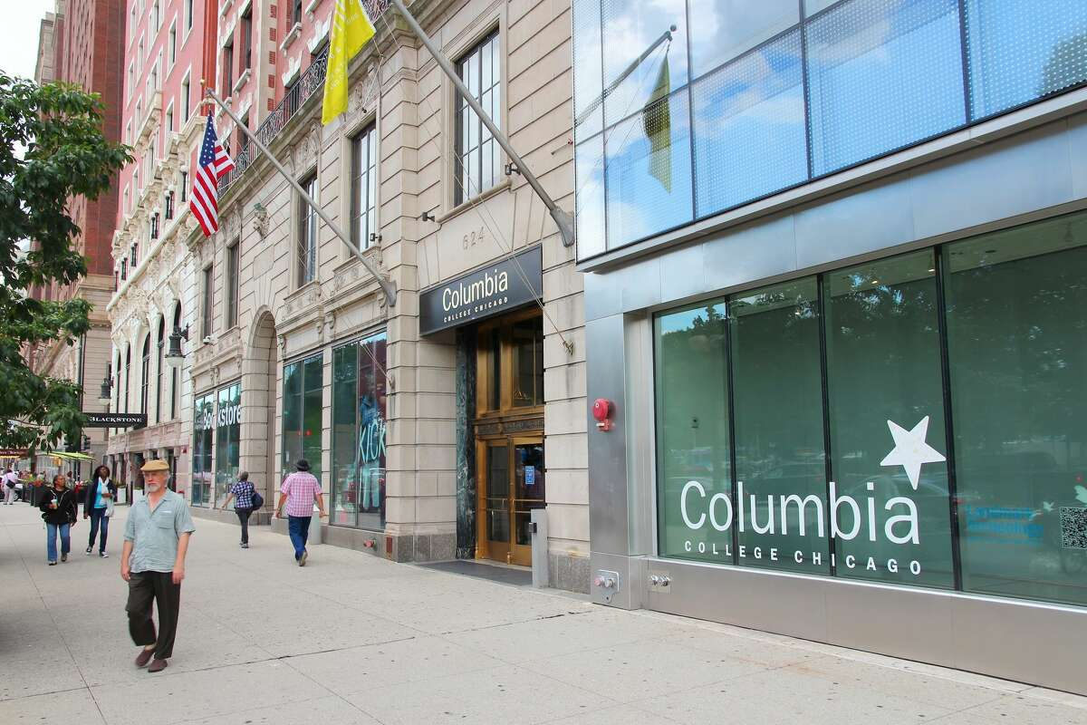 3. Columbia College Chicago Acceptance rate: 88% Tuition: $26,474 SAT range: N/A