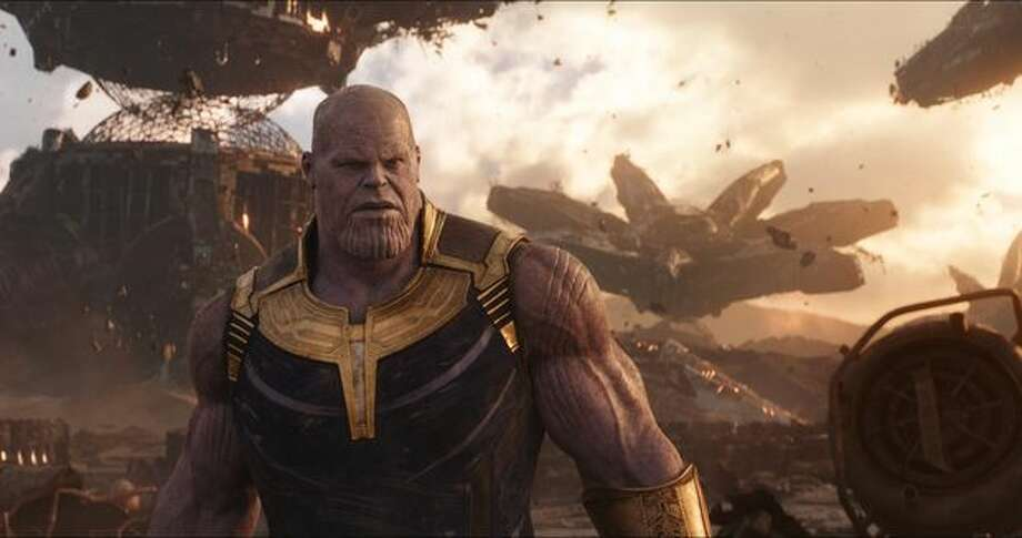"""""""Avengers: Endgame"""" deals with the fallout from Thanos' destruction of half of the life on Earth. Photo: Marvel Studios"""