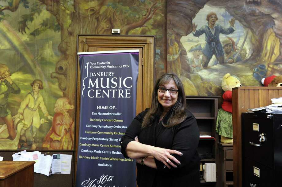 Barbara Adams Jaeger is the new executive director of the Danbury Music Centre. Photo Friday, March 9, 2018. Photo: Carol Kaliff / Hearst Connecticut Media / The News-Times